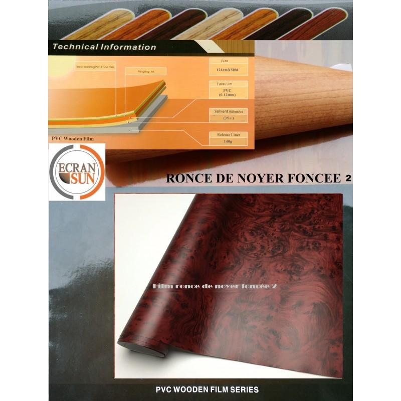Covering Ronce de Noyer N°2