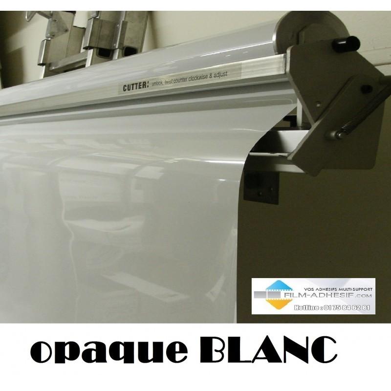 Film Opaque 99% Blanc Nacré