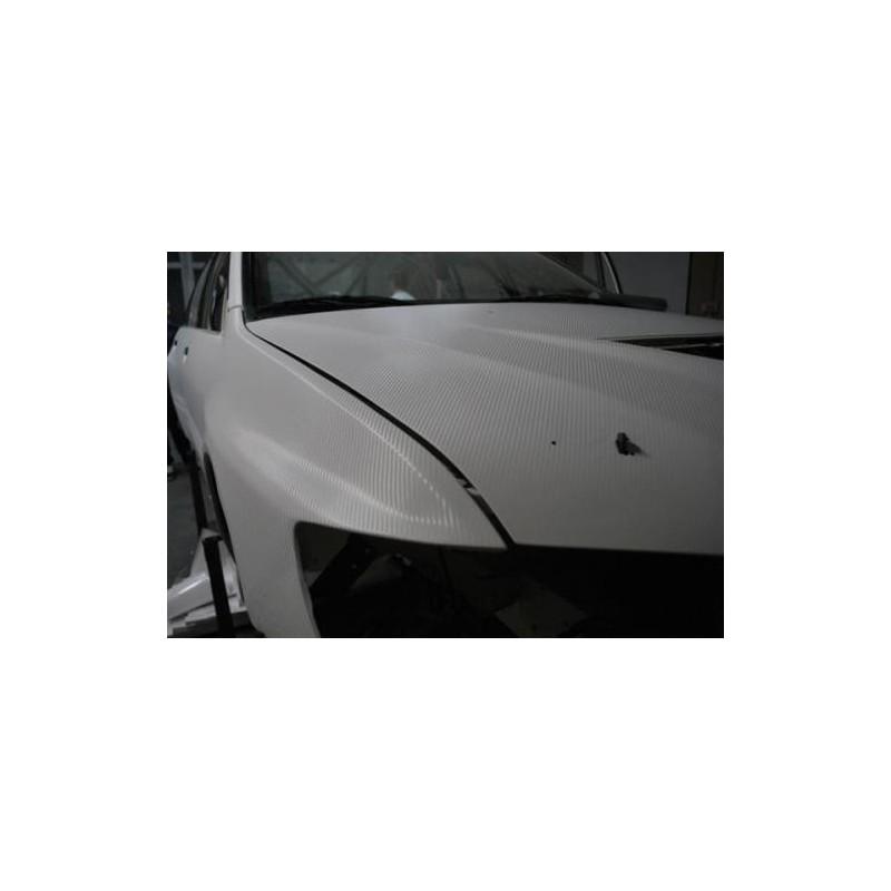 Carbone 3D BLANC - 50 cm x 1,52 m