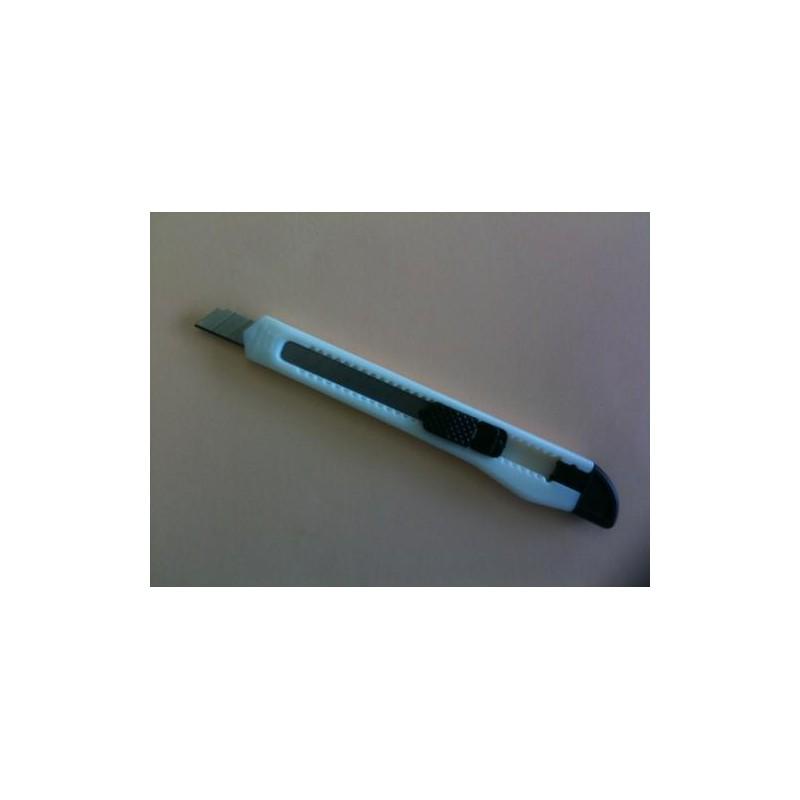 Cutter plastique - Lame Acier