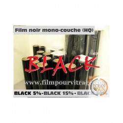 FILM TEINTÉ BLACK 5