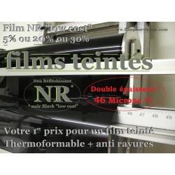 FILM NR 45 MICRONS vue tertiaire