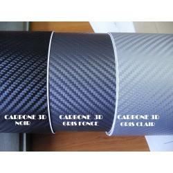 Carbone 3D GRIS SILVER vue tertiaire