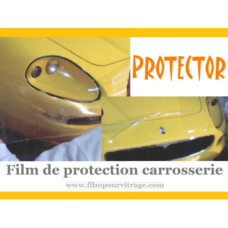 "Film de Protection Carrosserie ""éco"""