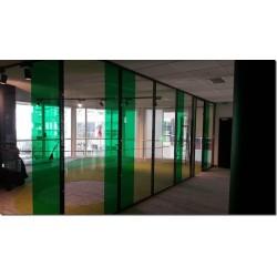 film vert adhesif pour vitre