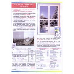 film thermique pour vitre