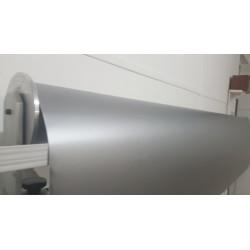 film opaque gris adhesif